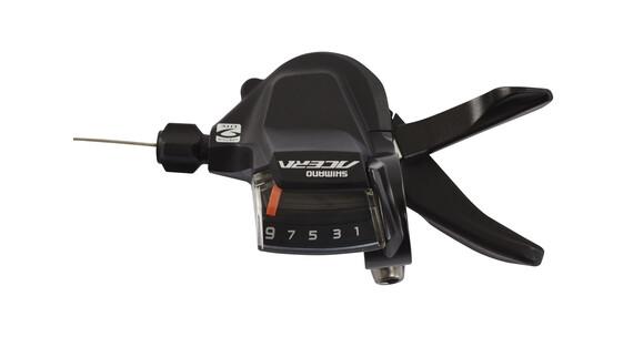 Shimano Acera SL-M3000 Gearhåndtag 9-speed sort